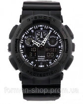 Часы‹ Casio G-Shock GA 100 black