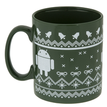 Android Holiday Mug