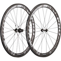 wiggle.com | Pro Lite Bracciano Caliente 45mm Carbon Clincher Wheelset | Road Race Wheels
