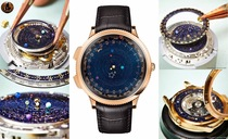 An Amazing Solar System in a Watch - iWatchau