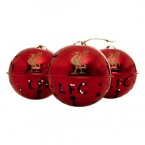 LFC 3 Pack Bell Baubles
